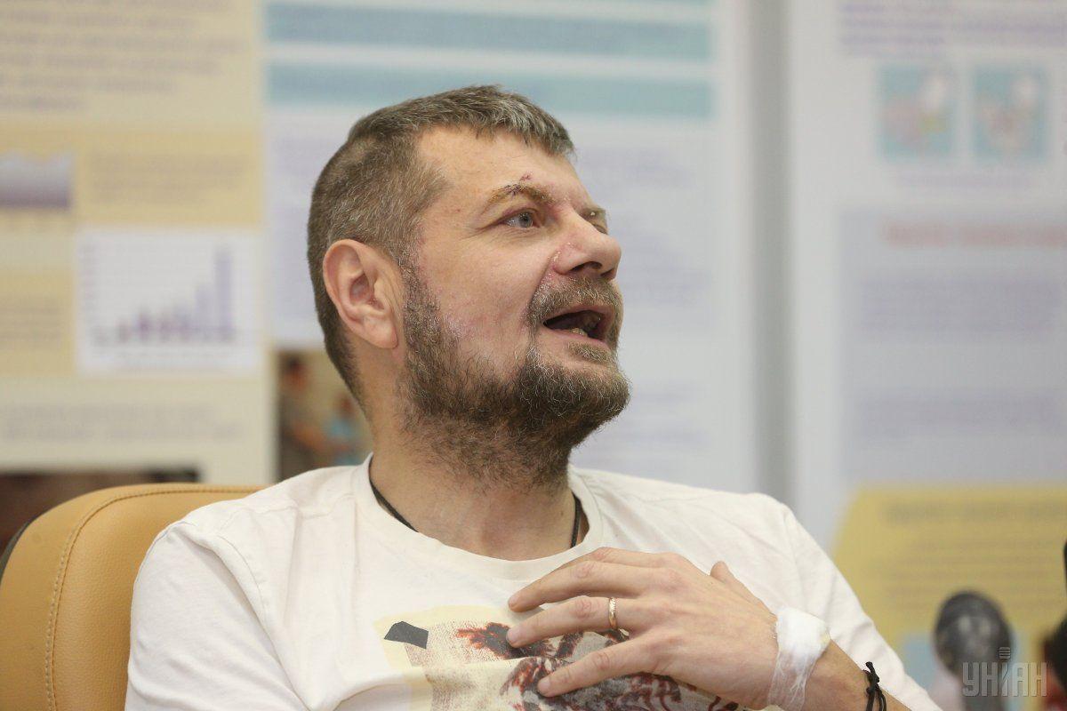 РосСМИ придумали новый фейк, героем которого стал Мосийчук / фото УНИАН