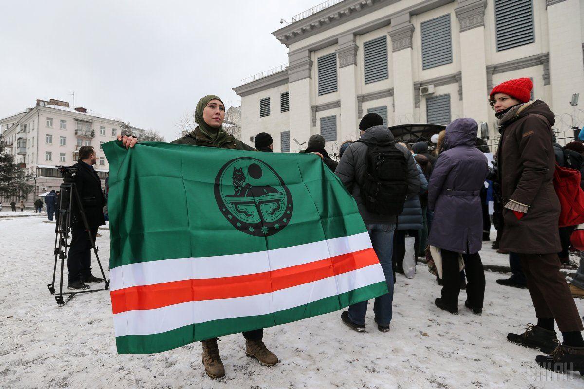 Окуева погиб 30 октября в результате нападения неизвестных / фото УНИАН