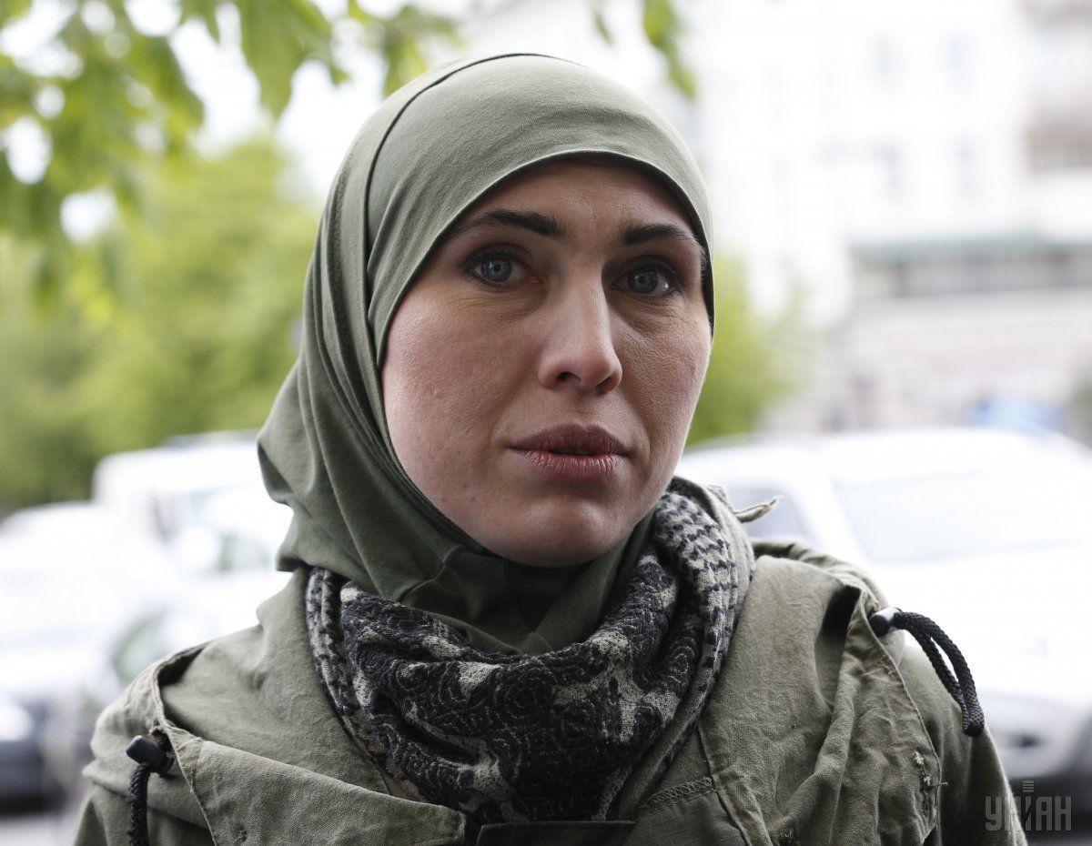 Амина Окуева была убита в октябре 2017 года / фото УНИАН
