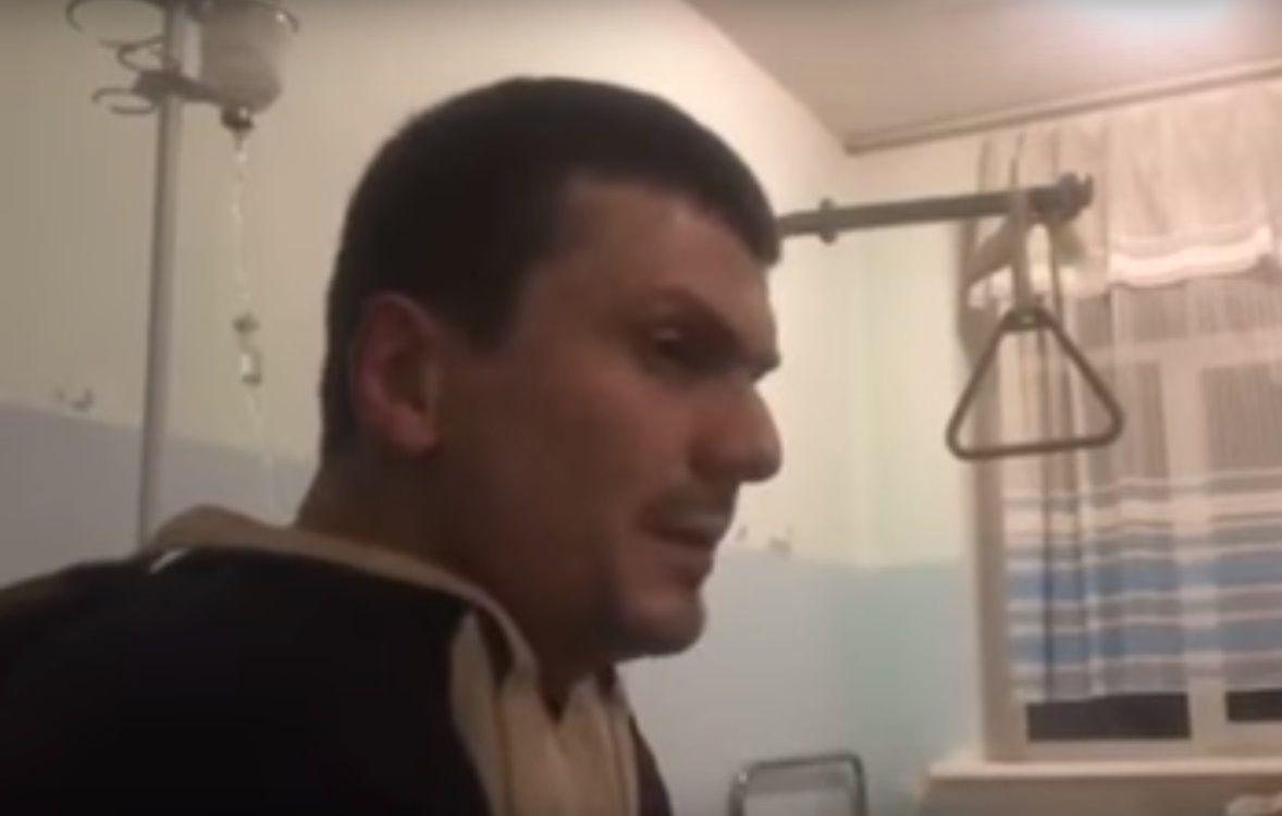Осмаев: Пытался оказать первую помощь, но ей в голову попали / Фото LB.ua