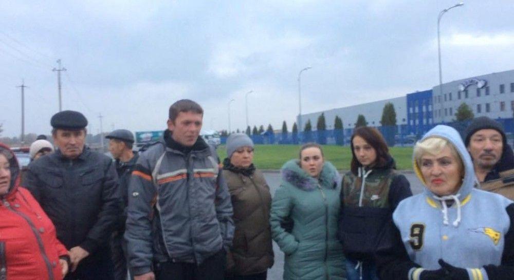Активісти почали блокувати підприємства «Roshen» у Вінниці таЯготині