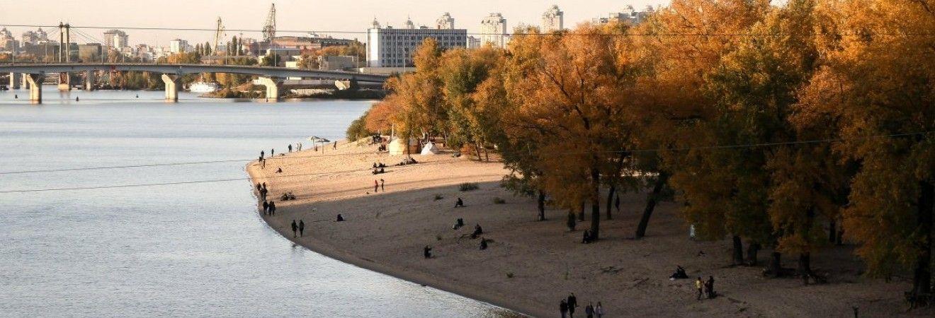 В Киеве сегодня до +21°, без осадков