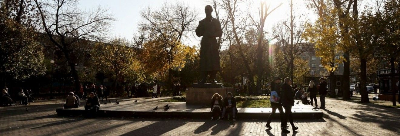 """В Киев пришло """"бабье лето"""", синоптики прогнозируют рекордную для октября температуру"""