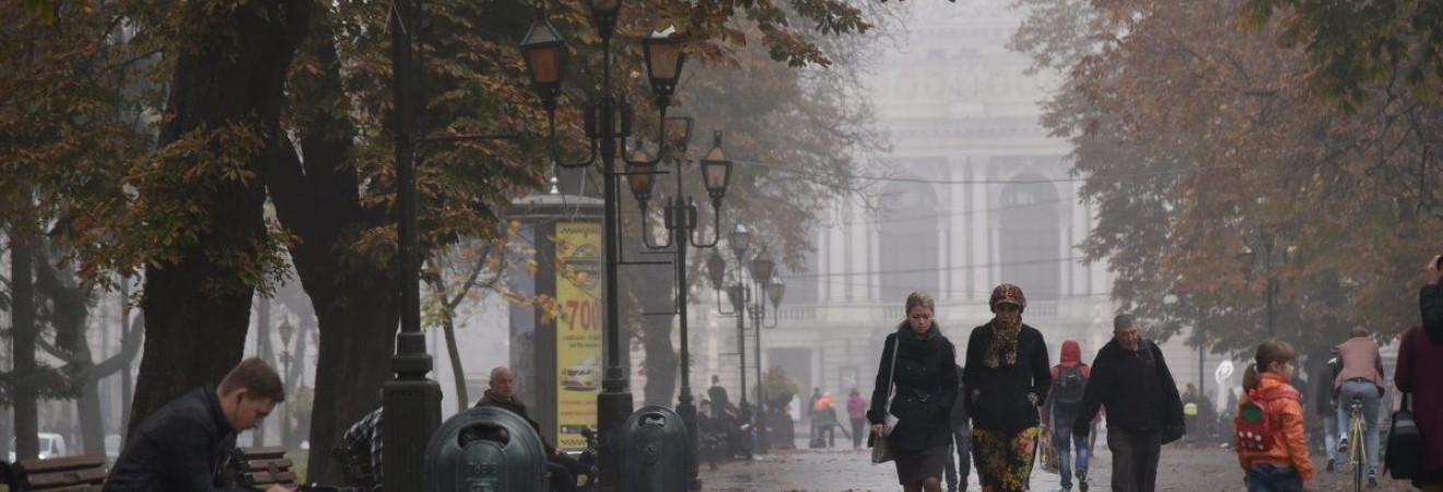Антициклон несет в Украину изменение погоды