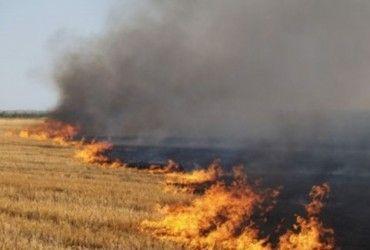 Укргидрометцентр предупреждает о пожарной опасности