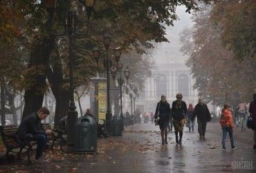 Погода на вихідні: в Україні похолодає, у Карпатах пройдуть дощі з мокрим снігом (карта)