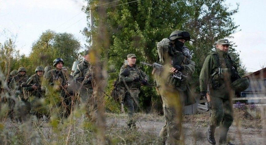 Two Ukrainian troops wounded in Donbas in past 24 hours