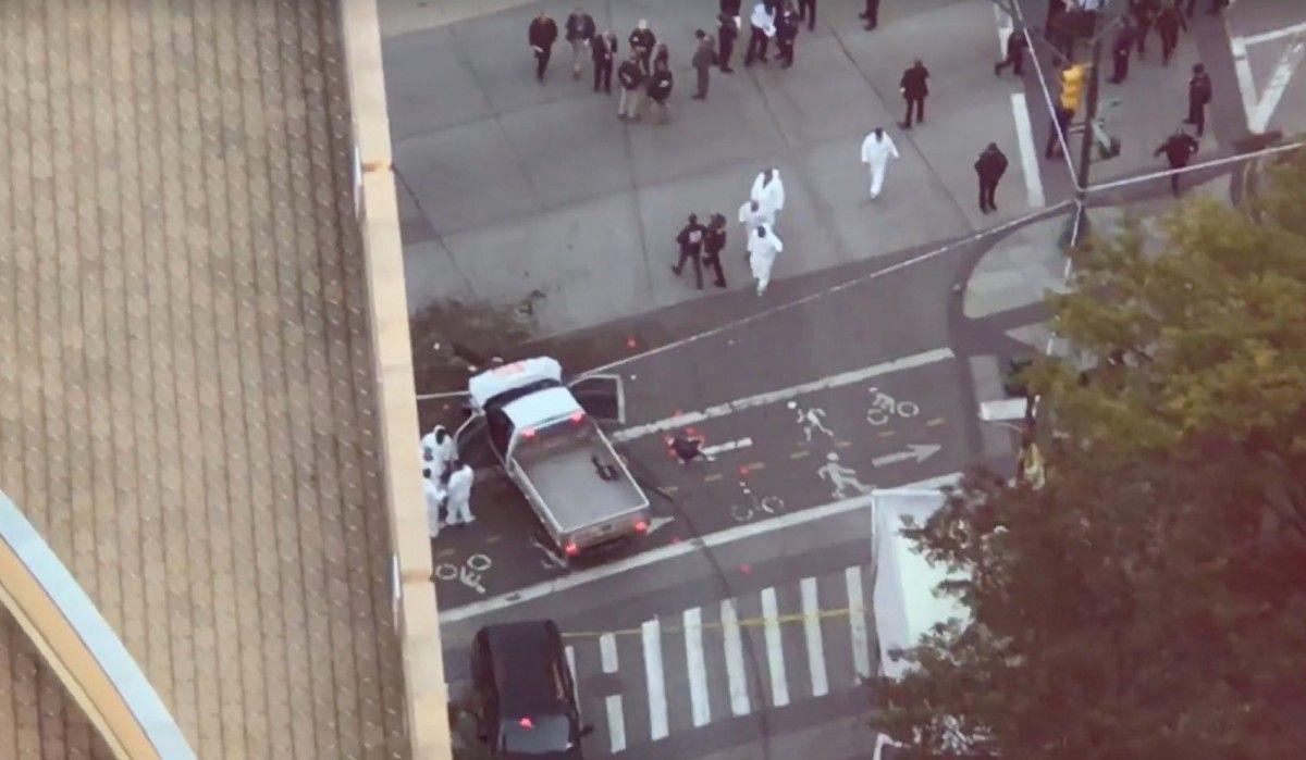 ЗМІ назвали ім'я терориста, який наїхав налюдей вНью-Йорку