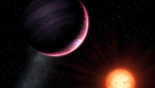 Астрономы открыли экзопланету необъяснимо больших размеров / фото naked-science.ru