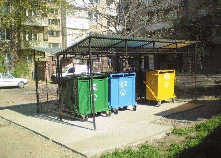Пока только лишь 3% бытовых отходов идет на повторное использование / фото volynnews.com