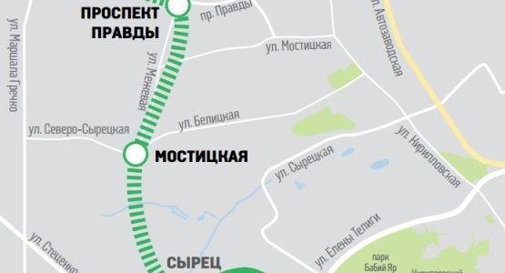 Нові станції метро хочуть зробити безшумними / фото vechirniykiev.com.ua