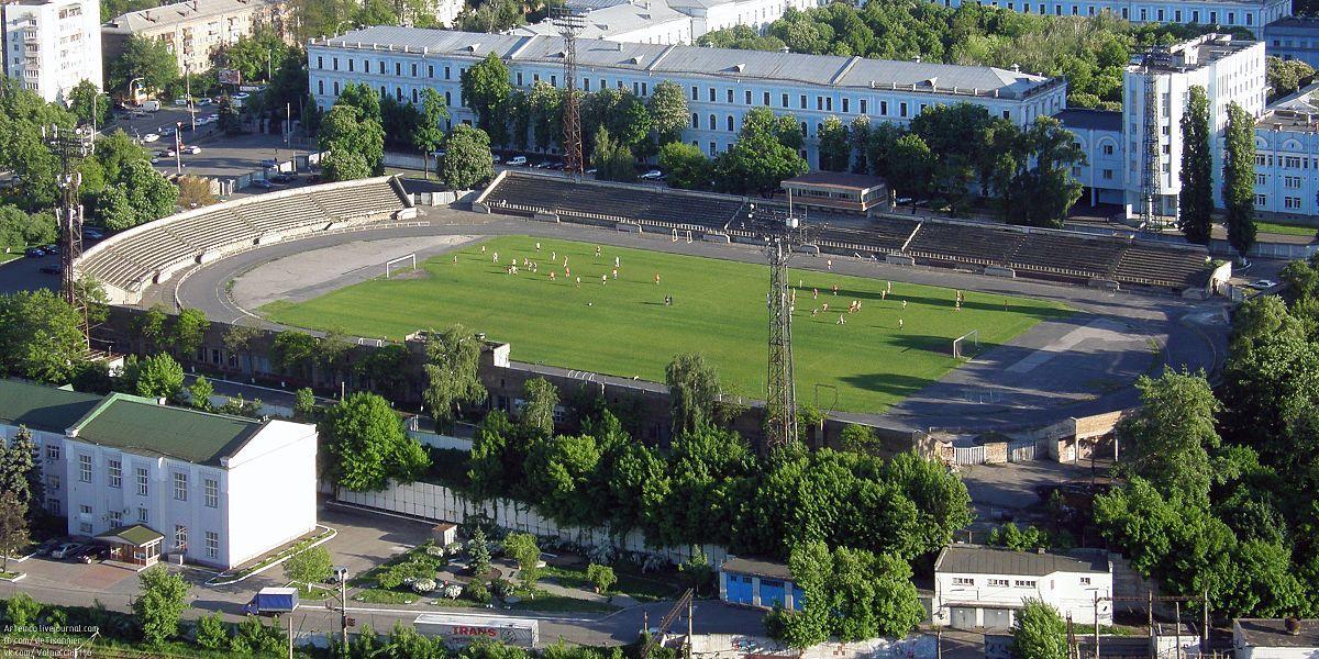 Стадион ЦСКА в Киеве / wikipedia.org