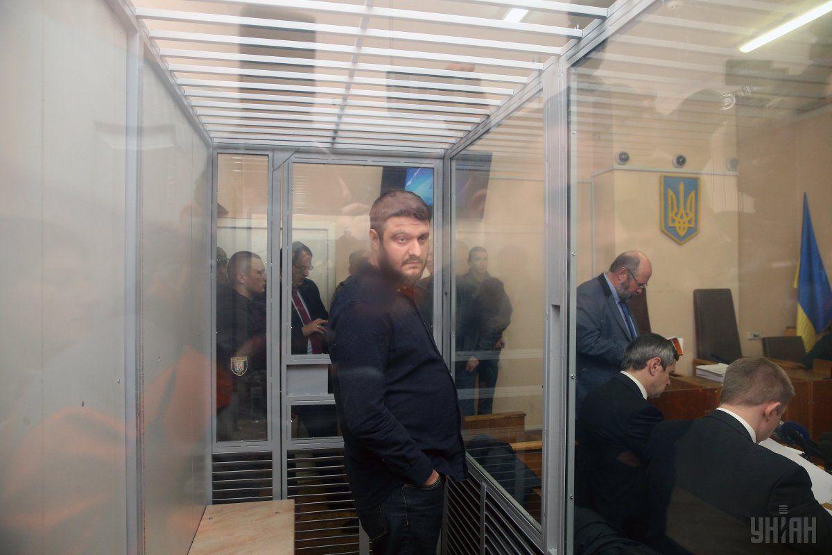 14 ноября суд рассмотрит жалобу САП на меру пресечения Авакову-младшему / фото УНИАН