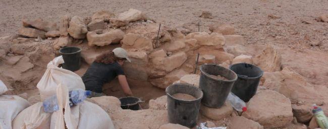 Фото: jpost.com / Місце, де археологи знайшли останки вагітної жінки
