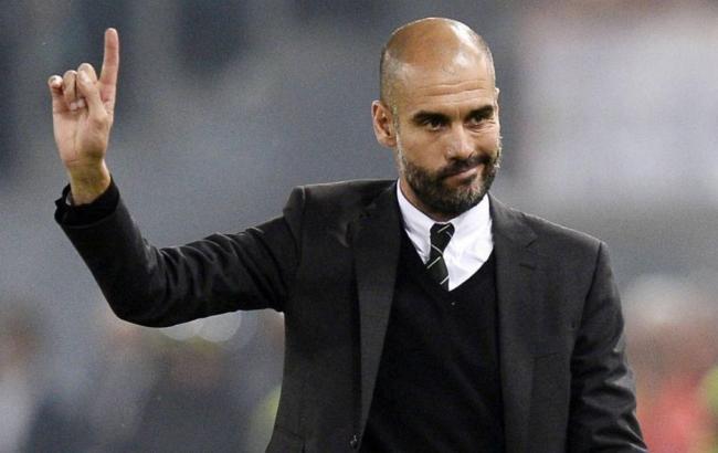 Спокусити Гвардіолу буде дуже складно, так як він недавно продовжив контракт з Манчестер Сіті / Eurosport