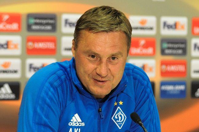 Хацкевич пожаловался на то, что игроки