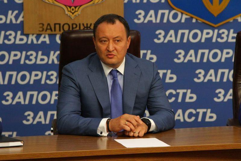 Председатель Запорожской ОГА Константин Брыль / фото zoda.gov.ua