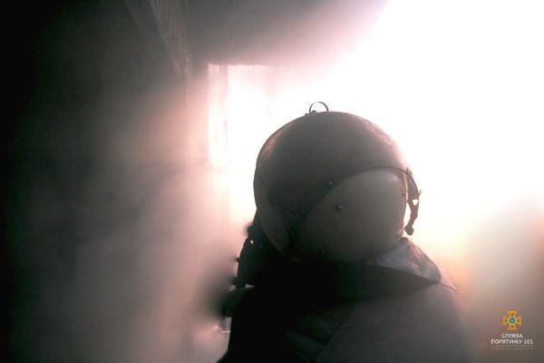 Причини пожежі встановлюють / фото прес-служби ДСНС на Тернопільщині
