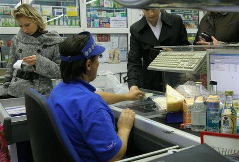 «Харків— цеРосія»: вукраїнському супермаркеті стався обурливий інцидент
