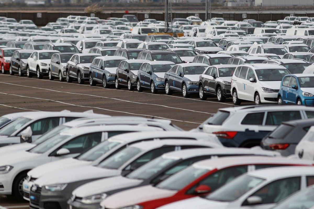 Германских автодилеров словили на«омоложении» авто для украинцев