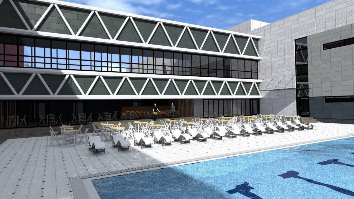 В Україні побудують мережу водно-спортивних комплексів  / ABCnews