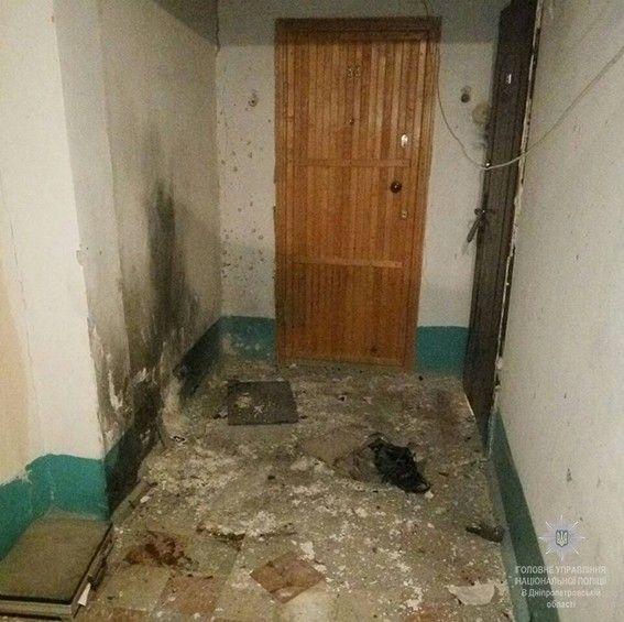 Полиция разыскивает злоумышленников / полиция Днепропетровской области