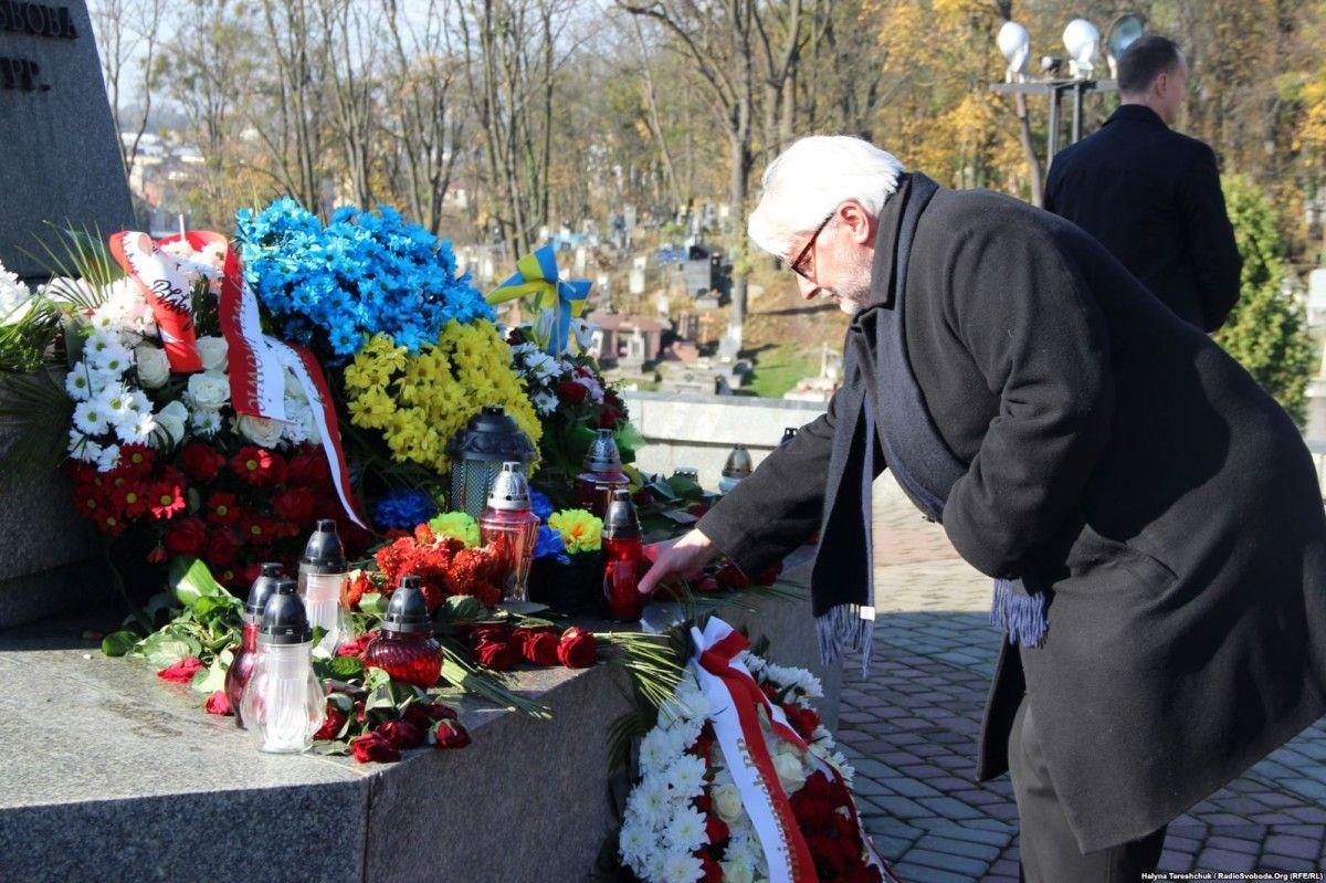 Ващиковский воЛьвове отказался посетить музей после слов обоккупации