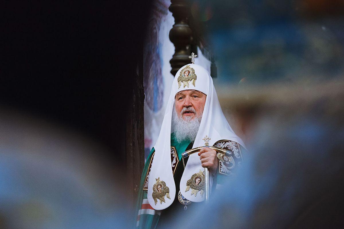 праздник Казанской иконы Божией Матери Успенском соборе Московского Кремля http://www.patriarchia.ru