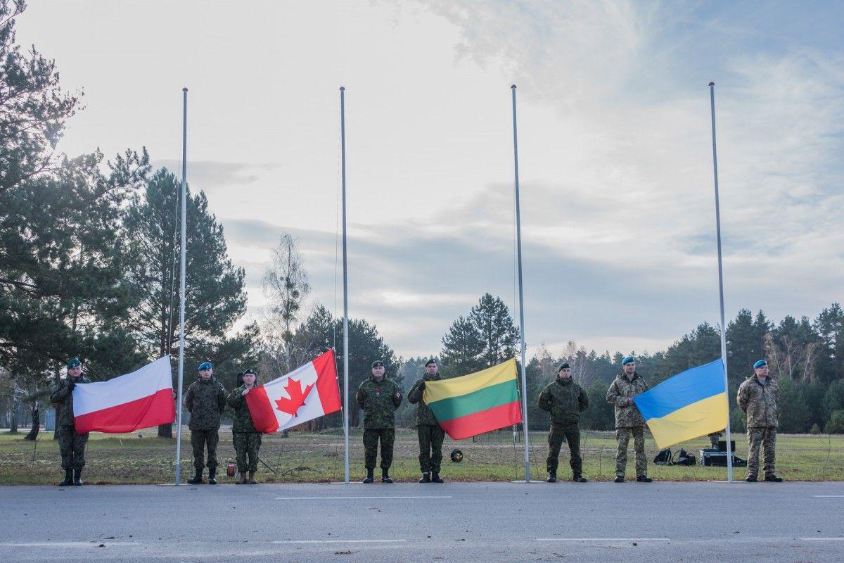 ВПольше начались военные учения сучастием украинцев