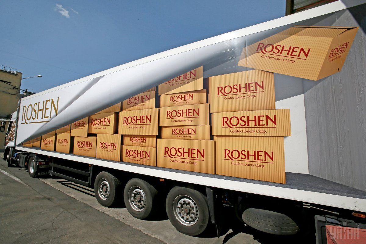 Експорт Roshen зростає на 30% в рік / фото УНІАН