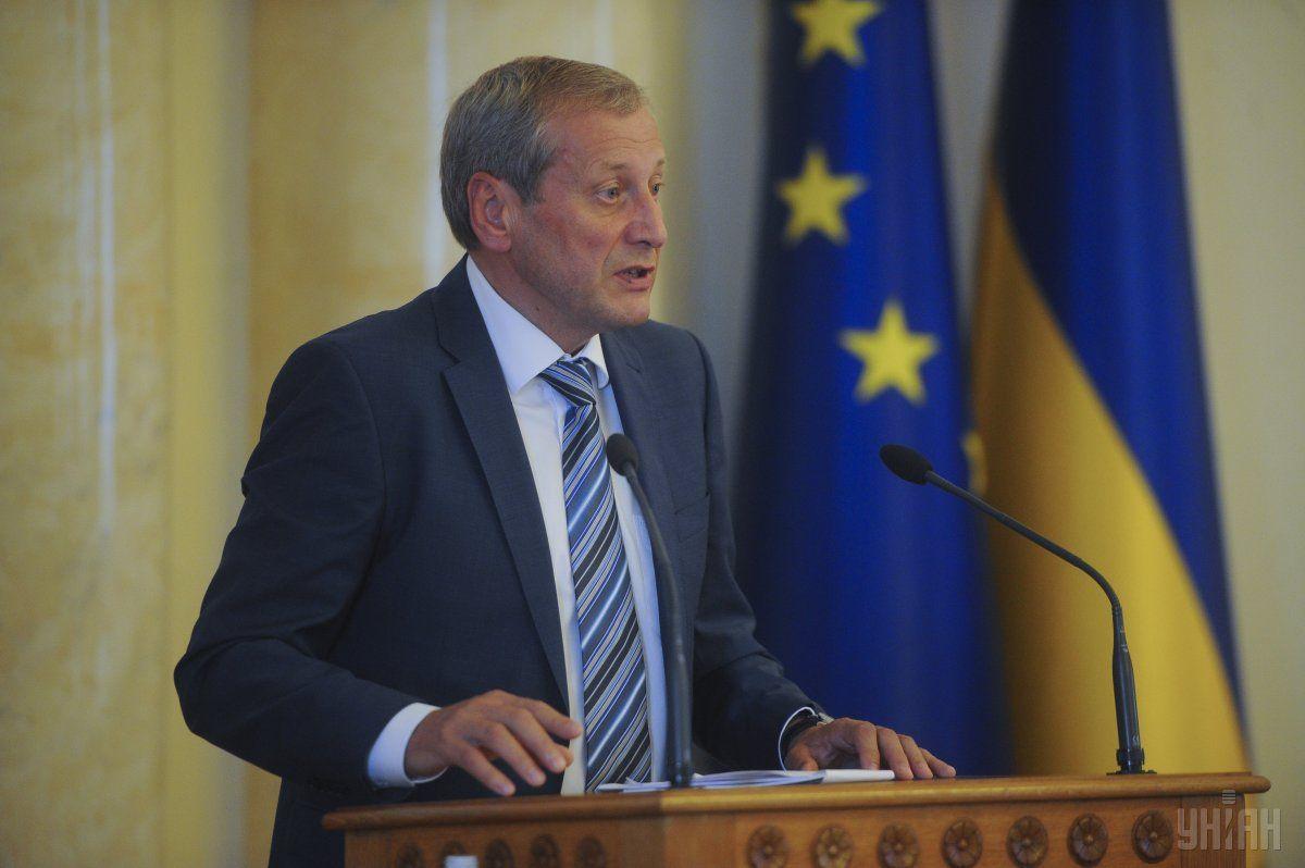 Вощевський числиться одним з акціонерів і директорів Marfa Holding Ltd. / фото УНІАН