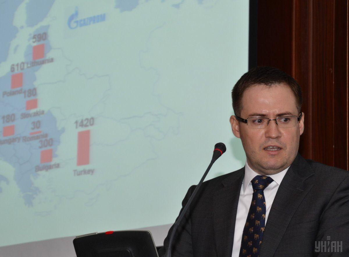 До роботи у державній компанії Сергій Олексієнко був інвестиційним банкіром / фото УНІАН