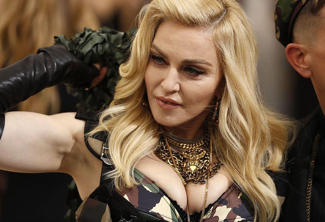 Мадонна вошла в рейтинг Forbes / фото REUTERS