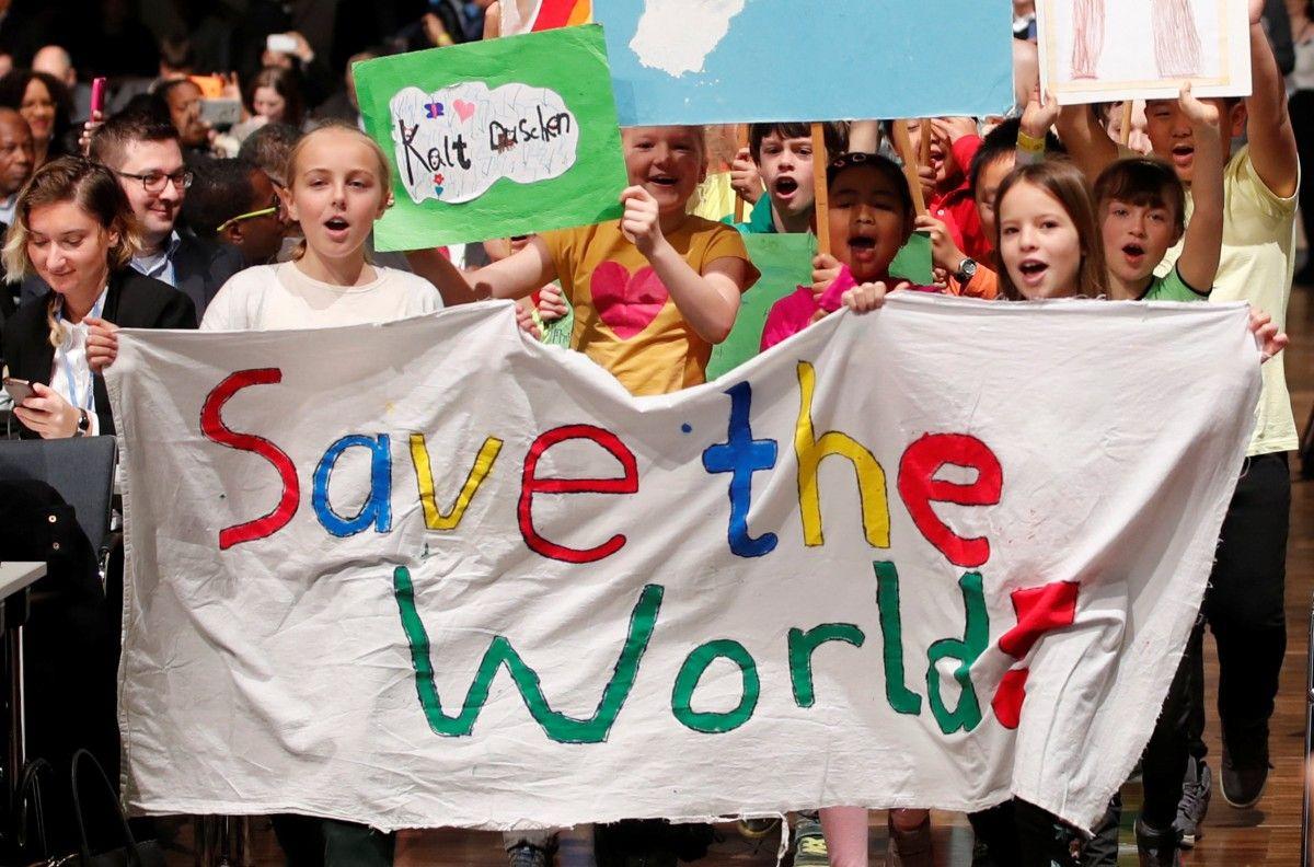 Проблеми зміни клімату у Бонні розглядатимуть два тижні / фото REUTERS