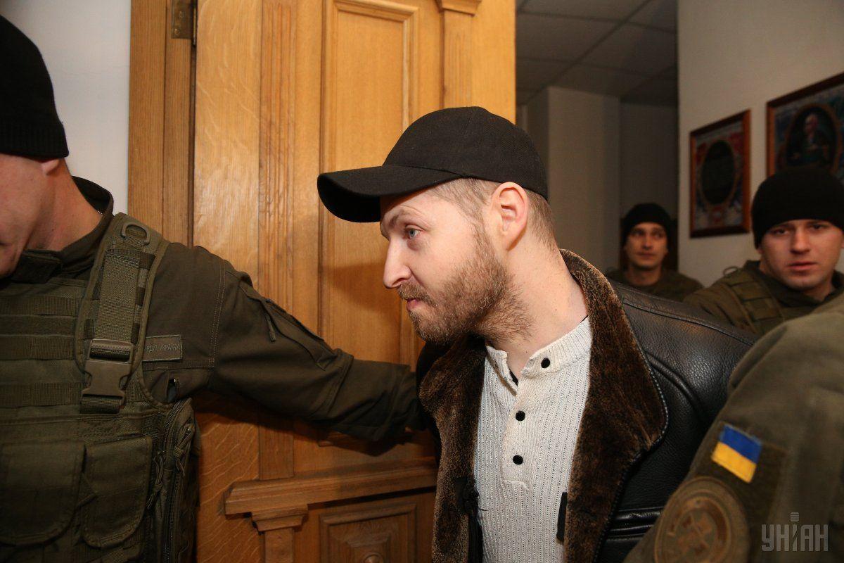 Накануне Колмогорова освободили из-под стражи / фото УНИАН