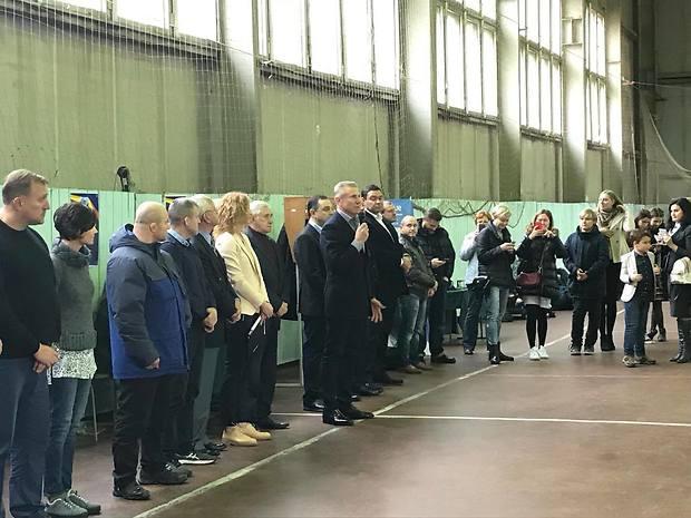 В Киеве состоялся турнир памяти легендарного тренера Семена Колчинского / noc-ukr.org