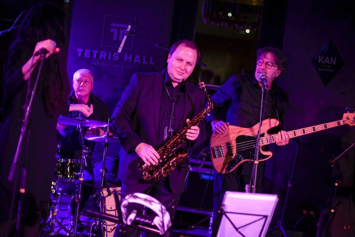 Jazz in Kiev с Алексеем Коганом