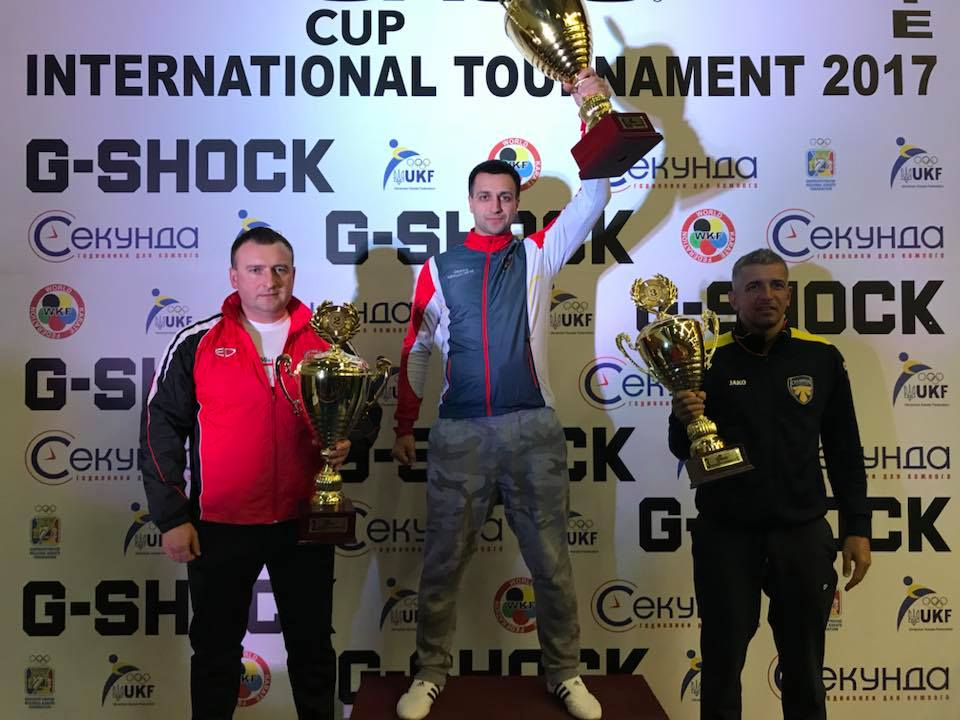 Турныр в Дныпры став генеральною репетицыэю перед чемпіонатом України / wkf.com.ua