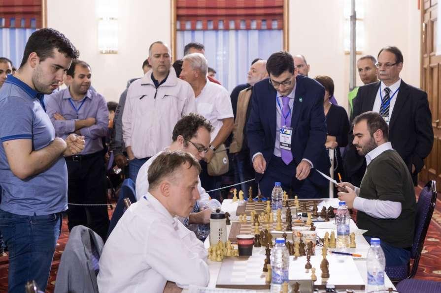 Павел Эльянов и Руслан Пономарев  / euroteams2017.com