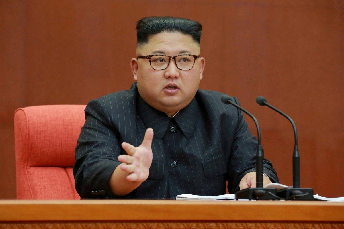 Ким Чен Ын / REUTERS
