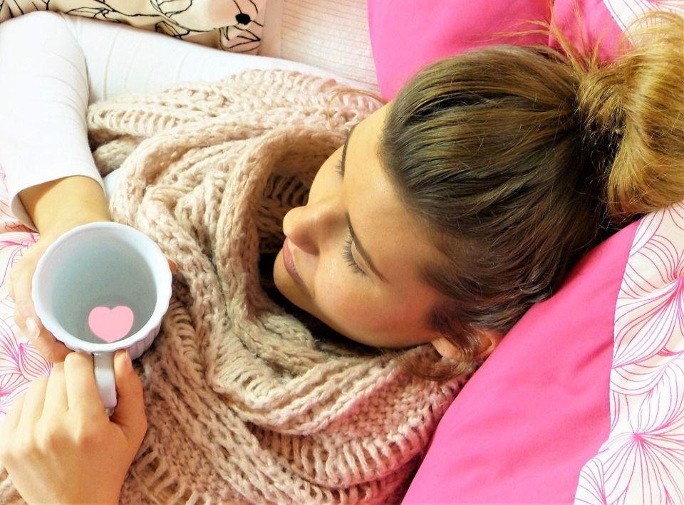Недостаток сна является фактором развития депрессии / фото pixabay.com
