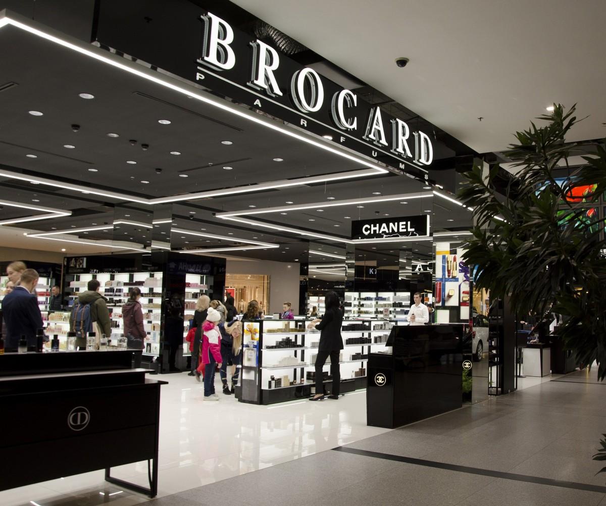 ad1b76a16 Новый магазин BROCARD в ТРЦ