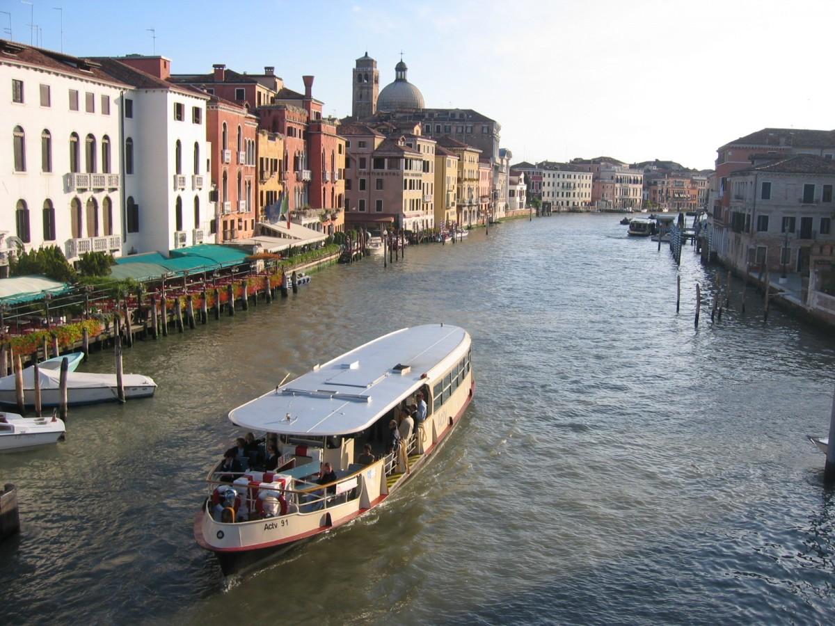 У Венеції вода піднялася до рекордного рівня / vacations.info