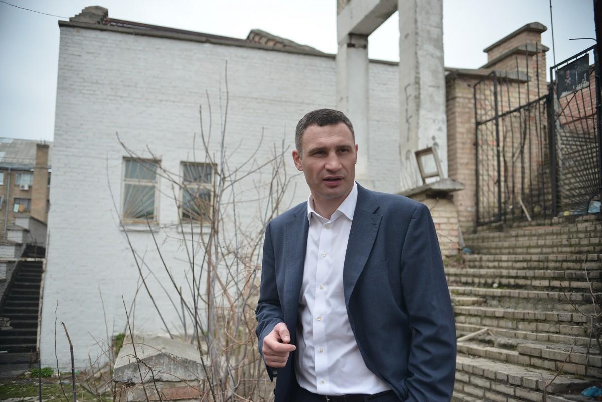 Віталій Кличко / фото прес-служби