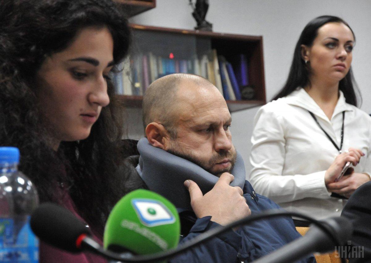 Скаргу на арешт Дронова розглянуть 16 листопада / фото УНІАН