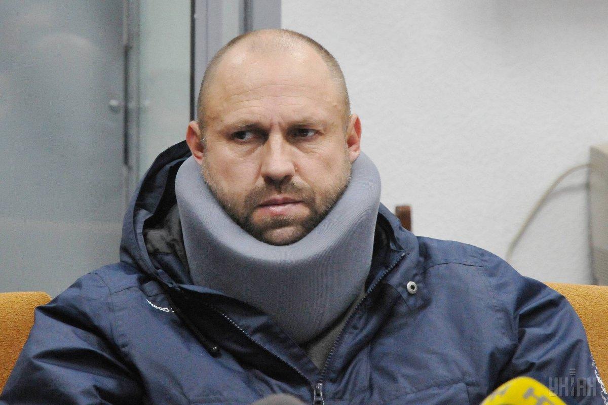 Геннадій Дронов на суді / фото УНІАН
