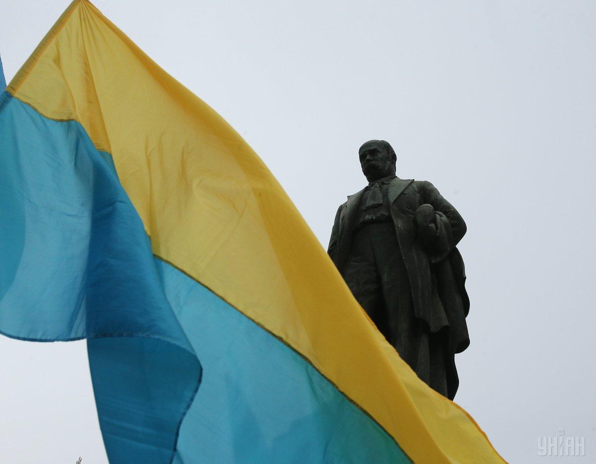 На території Львівщини стоїть 196 пам'ятників Шевченку / фото УНІАН