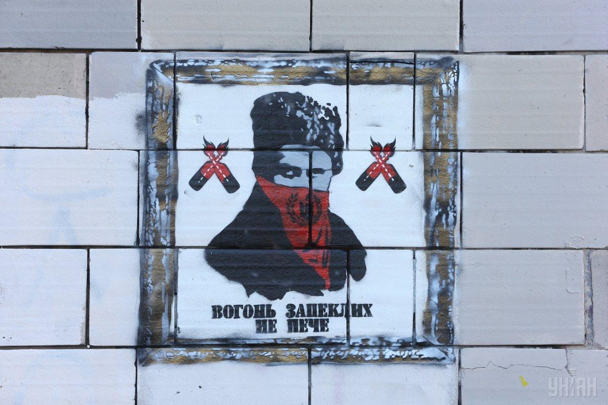 Тарас Шевченко став одним із символів української нації / фото УНІАН