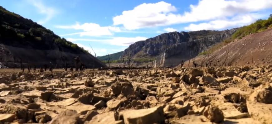 Долина річки Дуеро страждає від посухи / Euronews