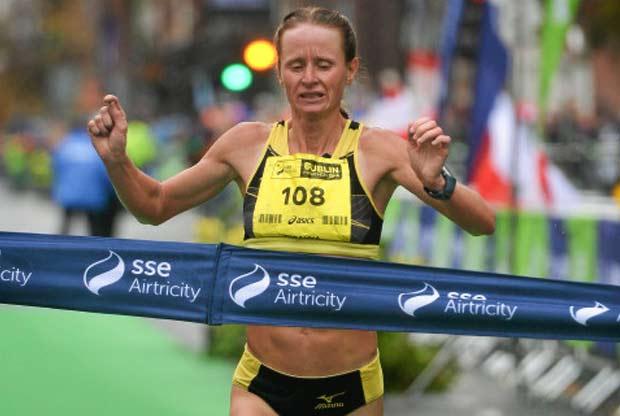 Наталья Легонькова стала лучшей легкоатлеткой октября в Украине / irelandru.com